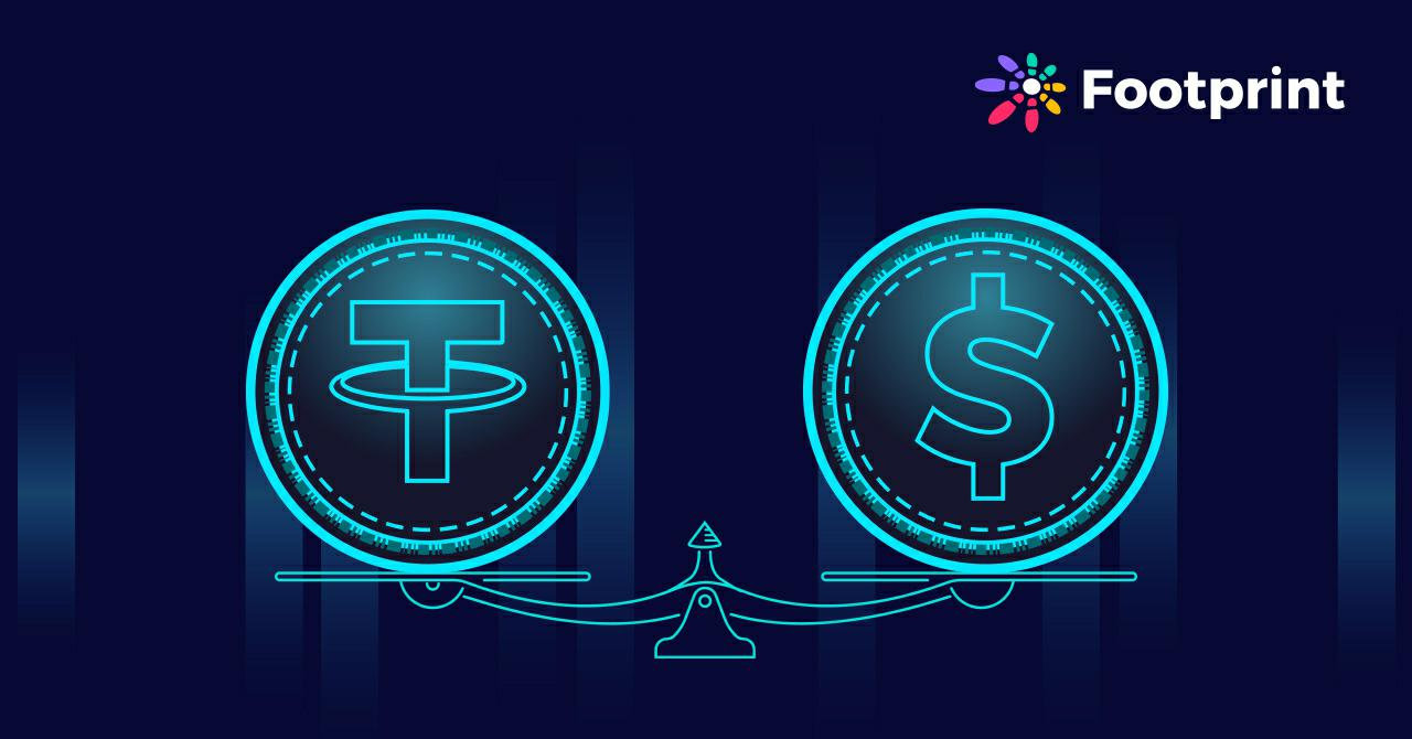 Footprint: In the 2021Q2 stable currency trend, can USDT continue to be the leading stable currency?